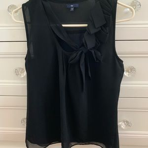 Gap sleeveless blouse